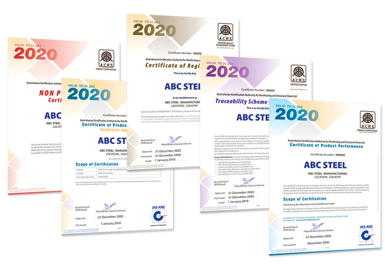 ACRS Certification